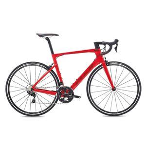 2020モデル TRANSONIC 2.5 RIM マットレッド サイズ54(175-180cm) ロードバイク