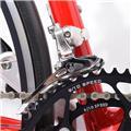 Cannondale (キャノンデール) 2001モデル CAAD6 Campagnolo RECORD 10S Saecoチームカラー サイズ545(171-176cm)ロードバイク 15