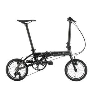 2020モデル K3 ガンメタル/ブラック (142-180cm) 折畳自転車