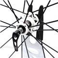 FULCRUM (フルクラム) 2013モデル RACING ZERO レーシングゼロ クリンチャー シマノ用11S ホイールセット 4