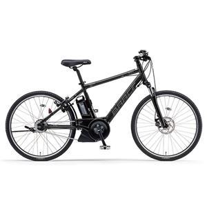 YAMAHA(ヤマハ) 2021モデル 26型 PAS Brace ブレイス マットブラック(156cm-)電動アシスト自転車 メイン