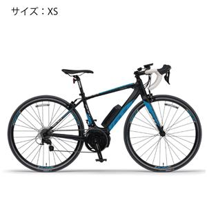YPJ-R サイズXS ブラック/ブルー 電動アシスト 完成車
