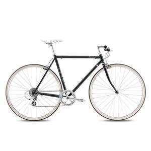 2020モデル BALLAD ブラック サイズ43(158-163cm) クロスバイク