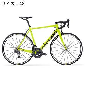 2018モデル R3 R8000 フルオイエロー/ブラック サイズ48(166-171cm)ロードバイク