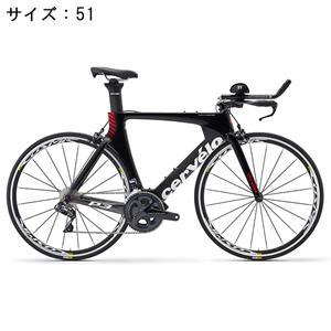 P3 ULTEGRA R8060 Di2 11S ブラック/レッド サイズ51 ロードバイク