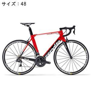 S3 ULTEGRA Di2 R8050 11S レッド/ブラック サイズ48 ロードバイク