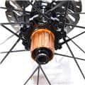 SACRA(サクラ) KYLE IGNITE DISC カイル イグナイトディスク シマノSM-RT64 160mm/SM-RT900-SS 140mm ローター付 チューブラー シマノ11S ホイールセット 18