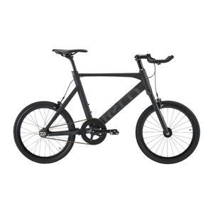 2021モデル SURGE UNO サージュウノ MATT BLACK サイズ500(165-175cm) ミニベロ