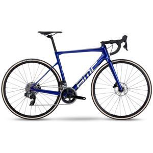 2022モデル Teammachine チームマシン SLR FOUR SRAM RIVAL eTap AXS HRD Sparkling Blue & Brushed Alloy サイズ54(172-180cm) ロードバイク