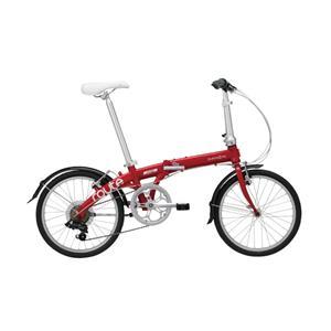 2020モデル Route ルート ルビーレッド (142-193cm) 折畳自転車