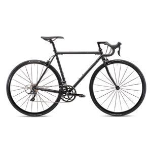 2019モデル BALLAD OMEGA マットブラック サイズ49 (166-171cm) ロードバイク