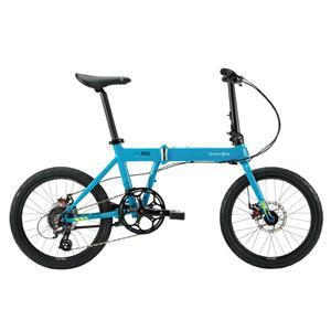 2019モデル Horize Disc マリンブルー 折りたたみ自転車