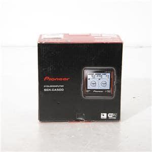 SGX-CA500 GPS サイクルコンピューター
