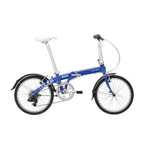 2020モデル Route ルート コバルトブルー (142-193cm) 折畳自転車
