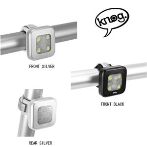 Blinder Lights-4 ブラインダー LED ライト スクエア リア シルバー