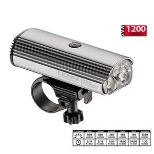 SUPER DRIVE 1200XXL LITE GREY USB充電式 LED フロント用ライト