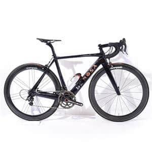 2014モデル SESSANTA CARBONIO セッサンタ カルボニオ SUPERRECORD スーパーレコード 11S サイズ49.5(171-176cm)  ロードバイク