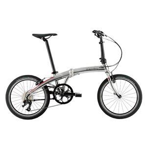 2019モデル Mu D9 クイックシルバー 折りたたみ自転車