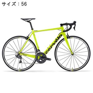 2018モデル R3 R8000 フルオイエロー/ブラック サイズ56(179-184cm) ロードバイク