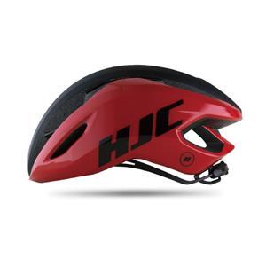 VALECO Matt Glossy Red Black サイズM(55-59cm) ヘルメット