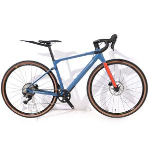 2020モデル URS ウルス THREE Unrestricted アンレストリクテッド GRX ブルー S(-170cm) ロードバイク
