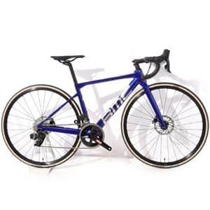 2022モデル Teammachine チームマシン SLR FOUR SRAM RIVAL eTap AXS HRD Sparkling Blue & Brushed Alloy サイズ47(-166cm) ロードバイク
