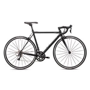 2019モデル NAOMI マットブラック サイズ46 (163-168cm) ロードバイク