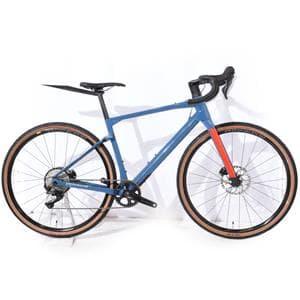 2020モデル URS ウルス THREE Unrestricted アンレストリクテッド GRX ブルー M(172-180cm) ロードバイク