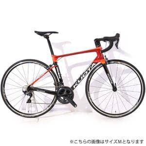 2020モデル KOUGAR Rim ULTEGRA R8000 Cofidisブラックレッド サイズS(166.5-171.5cm) ロードバイク