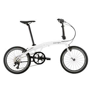 2019モデル Mu D9 アイスホワイト 折りたたみ自転車