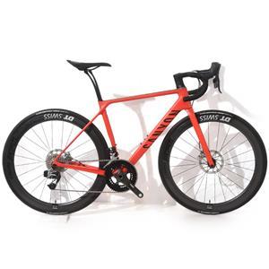 2017モデル ENDURACE CF SLX エンデュレース RED e-Tap 11S サイズS(172.5-177.5cm) ロードバイク