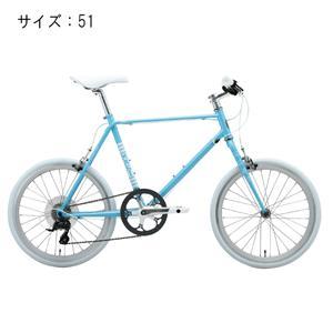 MINI VELO UNO RISER ウノライザー Cielo Blue サイズ51 完成車