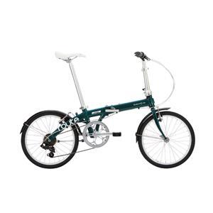 2020モデル Route ルート フォレストグリーン (142-193cm) 折畳自転車
