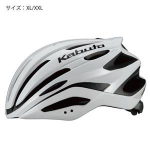 REZZA(レッツァ) パールホワイト XL/XXL ヘルメット