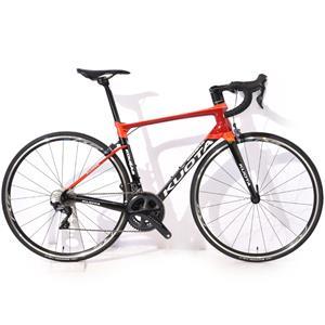 2020モデル KOUGAR Rim ULTEGRA R8000 Cofidisブラックレッド サイズM(171.5-176.5cm) ロードバイク