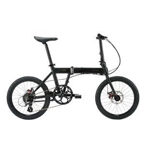 2020モデル Horize Disc ホライズディスク ドレスブラック (142-193cm) 折畳自転車