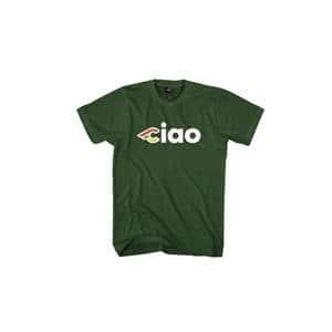 CIAO CINELLI Tシャツ VERDE JAGUAR サイズXL