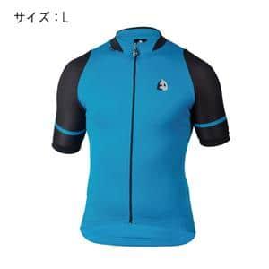 KONBI コンビ ブルー/ブラック サイズL