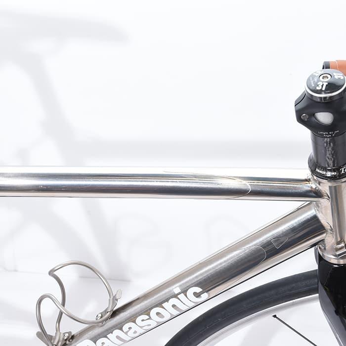 バイク panasonic ロード