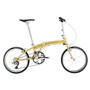 2019モデル Mu SLX プレミアムゴールド 折りたたみ自転車