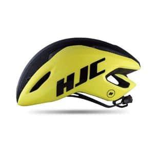 VALECO Matt Hivis Yellow Black サイズL(58-62cm) ヘルメット