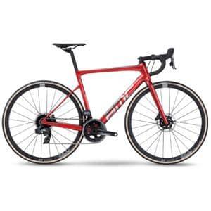 2022モデル Teammachine チームマシン SLR TWO SRAM FORCE eTap AXS Prisma Red & Brushed Alloy サイズ54(172-180cm) ロードバイク