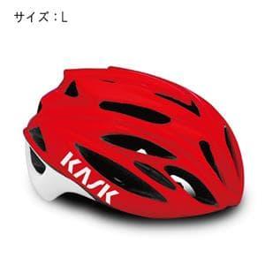 RAPIDO ラピード レッド サイズL ヘルメット