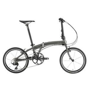 2020モデル Mu SLX ミュー メタリックグレー (142-193cm) 折畳自転車
