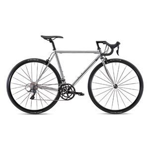 2019モデル BALLAD OMEGA クローム サイズ49 (166-171cm) ロードバイク