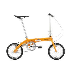 2020モデル Dove Plus ダヴプラス クロームオレンジ (142-180cm) 折畳自転車