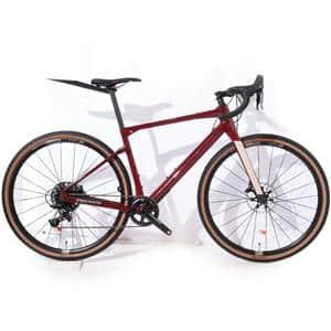 2020モデル Unrestricted FOUR APEX1 カーマインレッド M(181-186cm) ロードバイク