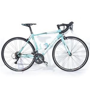 2018モデル ViaNirone7 PRO ヴィアニローネ7 CLARIS R2000 8S サイズ53(171-176cm) ロードバイク