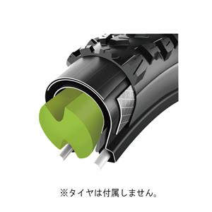 AIR-LINER TIRE INSERT サイズL 50mm チューブレスインサート