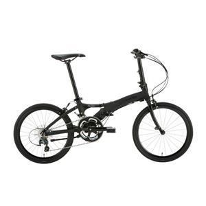 2020モデル Visc EVO ヴィスクエヴォ マットブラック (142-193cm) 折畳自転車